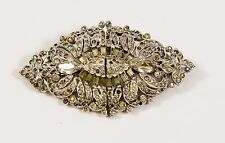 Stunning Vintage Trifari Dress Clip/Pin