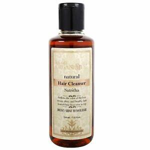 Khadi Organique Satritha hair cleanser 210ML