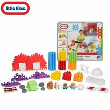 Little Tikes Waffle Blocks FARM PLAYSET 80+ Pieces & Figures Official