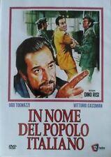 Dvd IN NOME DEL POPOLO ITALIANO *** Ugo Tognazzi Vittorio Gassman *** .... NUOVO