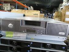 PowerVault 124T UH301 Tape Autoloader LTO-3 800GB Band-/Datenkassettenlaufwerke