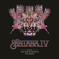 Santana - Santana IV - Live At The House Of Blues, Las Vegas (NEW 2CD+DVD)