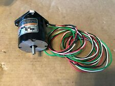 Bodine 23T3BEHY 115VAC 24A Synchronous Step Motor