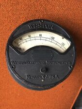 1913 Vintage Industrial Antique Weston Electrical Instruments Volt Meter
