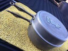 Vintage Aluminum Double Skillet Set Cookware