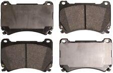 Disc Brake Pad Set-ProSolution Ceramic Brake Pads Front Monroe GX1396