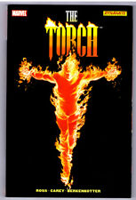 Marvel THE TORCH TPB 1st print in VF/NM condition 1st print Comic Not Read