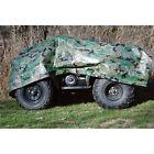 Roughneck 3-Oz. Heavy-Duty Green Camo Poly Tarp - 20ft. x 20ft.