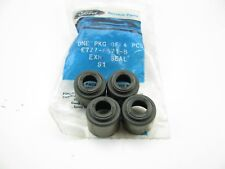 (4) NEW OEM Ford E7ZZ-6571-B Engine Valve Stem Oil Seals