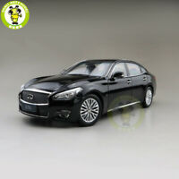 1/18 Infiniti Q70 Q70L Diecast Model Car Toys Boys Girls Gifts Black