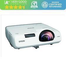 Epson EB-525W 3LCD Projector 1280 x 800 WXGA 2800 Lumens Retail Box Grade A-