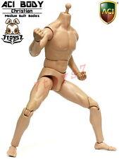 ACI Toys 1/6 AB-3 Medium Built Body: Christian_ Loose Set _Unpainted Now AT036GA