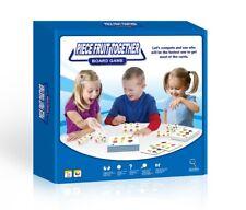 Juego de mesa Empareja las frutas Juguete educativo de accion y reflejos niños