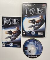 TimeSplitters: Future Perfect (Sony PlayStation 2, 2005) COMPLETE!!