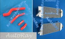 Aluminum Radiator + Hoses for Yamaha YZF450 YZ450F 00-05 / WR450 WRF450 00-05