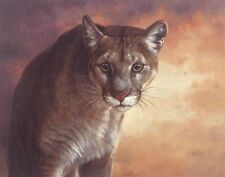 Alan M.Hunt  -  Intensity  - Limited Edition Print of 750
