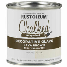 Rust-Oleum 236ml Chalked Glaze Paint - USA BRAND