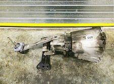 Mercedes C-Class C180 W204 1.8 KOMPRESSOR Manual 6 SPEED Gearbox A2042600400