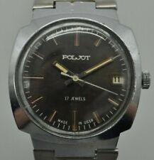 Vintage USSR Russian Wristwatch POLJOT (SERVICED).(446)