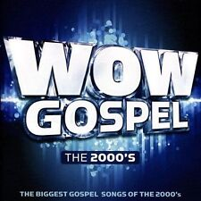 Wow Gospel: The 2000's by Various Artists (CD, Mar-2014, RCA)
