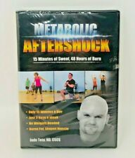 Metabolic Aftershock 15 Minutes Of Sweat, 48 Hours Of Burn New