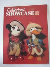 1989 vtg antique mag Knickerbocker Mickey Mouse Ice Cream Scoop icyPi Coffee tin