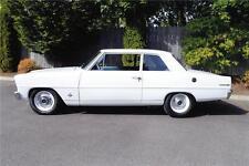 Resin 1/25 1966 Chevrolet Nova 2 -Door Sedan Model Kit