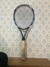 Babolat Pure Drive 4 3/8 Strung With Solinco Tour Bite 16g at 48lbs