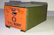 Vintage Dorman Products Add A Bin Small Metal Drawer Parts Stuff Storage Clean