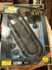 """The Ultimate Soldier 12"""" 1/6 Scale World War 2 WWII ASSAULT RAFT New In Box"""