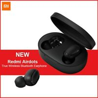 Original Xiaomi Redmi AirDots TWS Earphone Wireless Bluetooth 5.0 Mi Earbud
