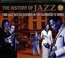 The History Of Jazz / 4 CD Box Set