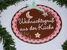 """Weihnachtsdeko zum aufhängen /""""Drei Glöckchen /"""""""