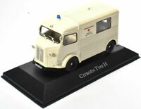 Citroen Type H, AMBULANCE MODEL VAN 1:43 SCALE IXO CREAM Brand New
