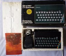 Vintage Sinclair ZX Spectrum Personal Computer, Boxed (Untested) Game Console