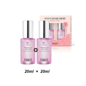 ISOI Bulgarian Rose Blemish Care Serum Plus (20ml x 2ea)