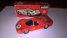 """Solido Serie 100 art.152  Ferrari P3 con tergicristallo con scatola """"MARX""""."""
