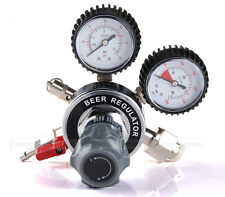 Professional Home Brew CO2 Regulator Dual Gauge Multi Gas Regulator