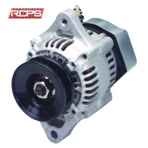 NEW CHEVY MINI ALTERNATOR FOR DENSO STREET ROD RACE 1-WIRE!