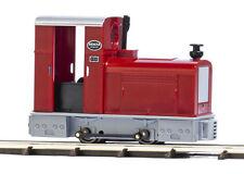 "HS Busch 12131 Diesellok  Deutz OMZ 122 F"" in HOf Feldbahn"