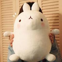 "Molang The Happy Rabbit Pirates 10/"" Cute Plush Stuffed Soft Doll Kid Girl Gift"