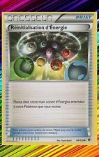 Réinitialisation d'Énergie - XY10 - 98/124 - Carte Pokemon Neuve Française