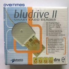 Bludrive II Smart Card Reader / Writer SIM Card USB Reader (PKI CNS CRS CMD)