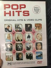 Pop Hits region 4 DVD (plus audio CD) music by Will Smith , Mandy Moore , & more