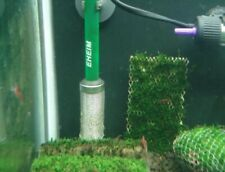 Edelstahl Aquarium Filter Mesh Netz Fisch Garnelen Schützen Ablaichkasten 16mm