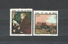 Q9937 - CUBA 1969 - SERIE COMPLETA ** GIORN. FRANCOBOLLO N°1272/73 - VEDI FOTO