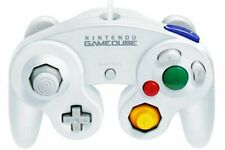 """Used Nintendo GameCube Controller WHITE Official 3m JAPAN 9'8"""" Wii ControllerPad"""