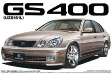 1/24  2000-2005 Lexus GS400   Plastic Model Kit