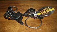 Shimano Schalthebel Set SLX SL-M660 3 fach links x10 fach rechts mit Ganganzeige