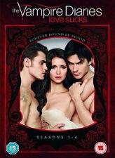 Vampire Diaries : Season 1-4 (DVD, 2013, 20-Disc Set)